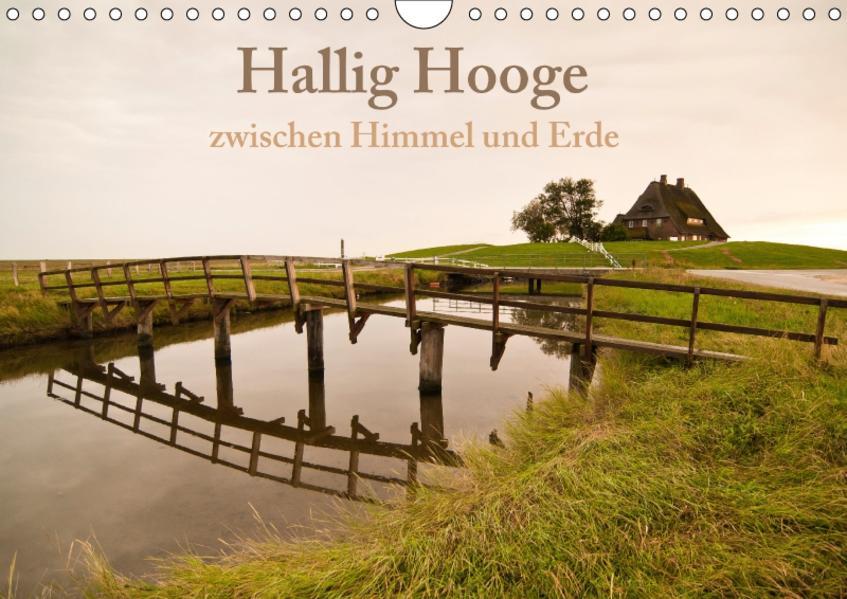 Hallig Hooge - zwischen Himmel und Erde (Wandkalender 2017 DIN A4 quer) - Coverbild