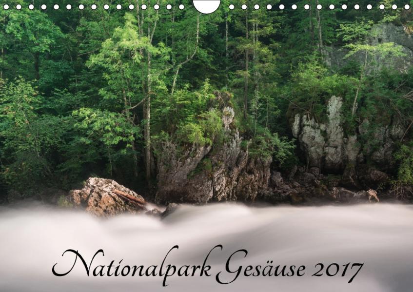 Nationalpark Gesäuse (Wandkalender 2017 DIN A4 quer) - Coverbild