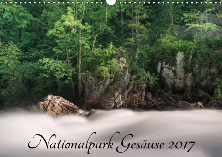 Nationalpark Gesäuse (Wandkalender 2017 DIN A3 quer) - Coverbild