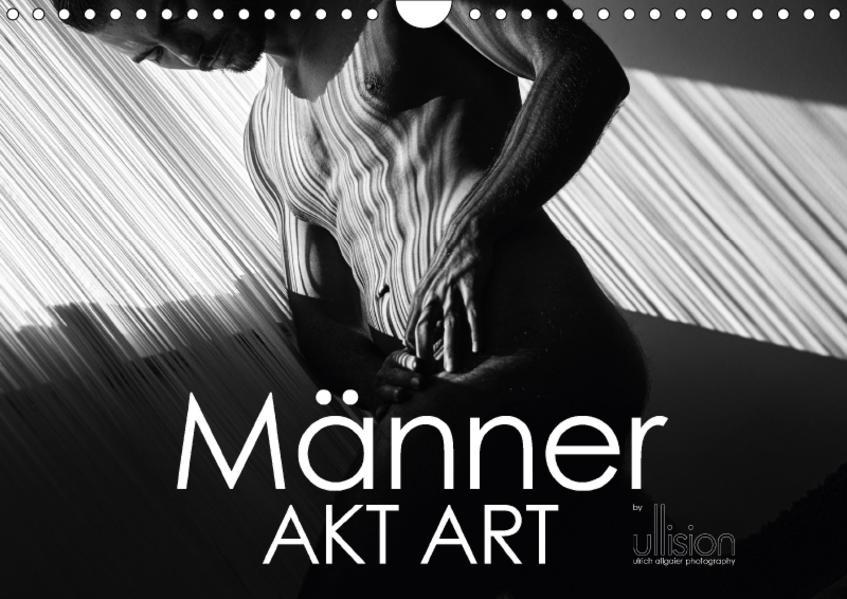 Männer AKT Art (Wandkalender 2017 DIN A4 quer) - Coverbild