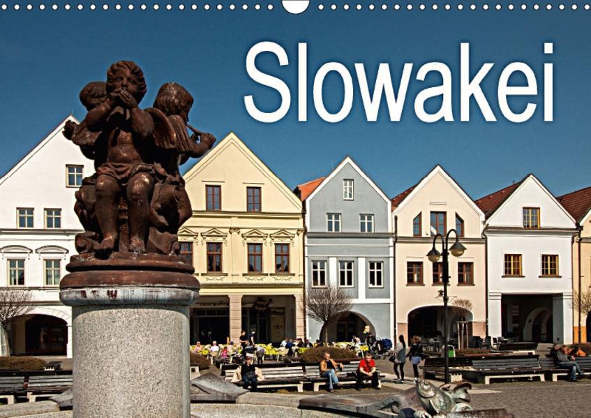 Slowakei (Wandkalender 2017 DIN A3 quer) - Coverbild