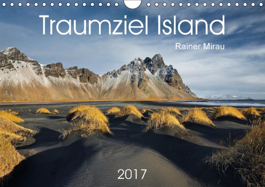 Traumziel Island 2017 (Wandkalender 2017 DIN A4 quer) - Coverbild