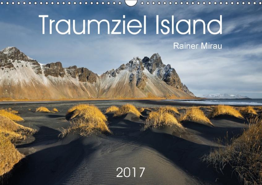 Traumziel Island 2017 (Wandkalender 2017 DIN A3 quer) - Coverbild