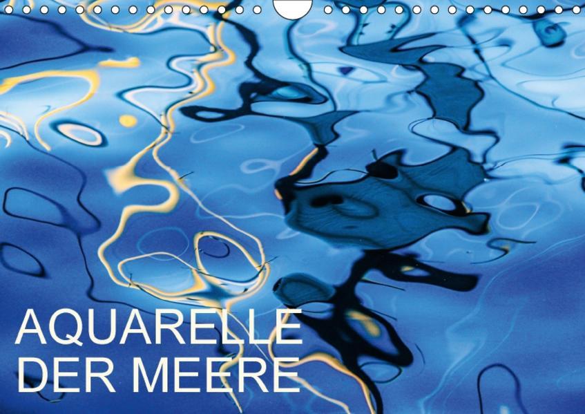 Aquarelle der MeereAT-Version  (Wandkalender 2017 DIN A4 quer) - Coverbild