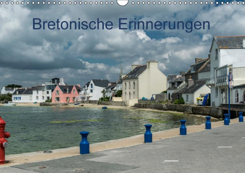 Bretonische Erinnerungen (Wandkalender 2017 DIN A3 quer) - Coverbild
