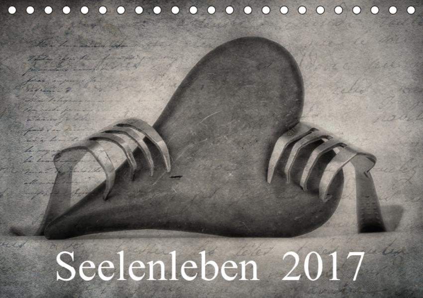 Seelenleben 2017 (Tischkalender 2017 DIN A5 quer) - Coverbild