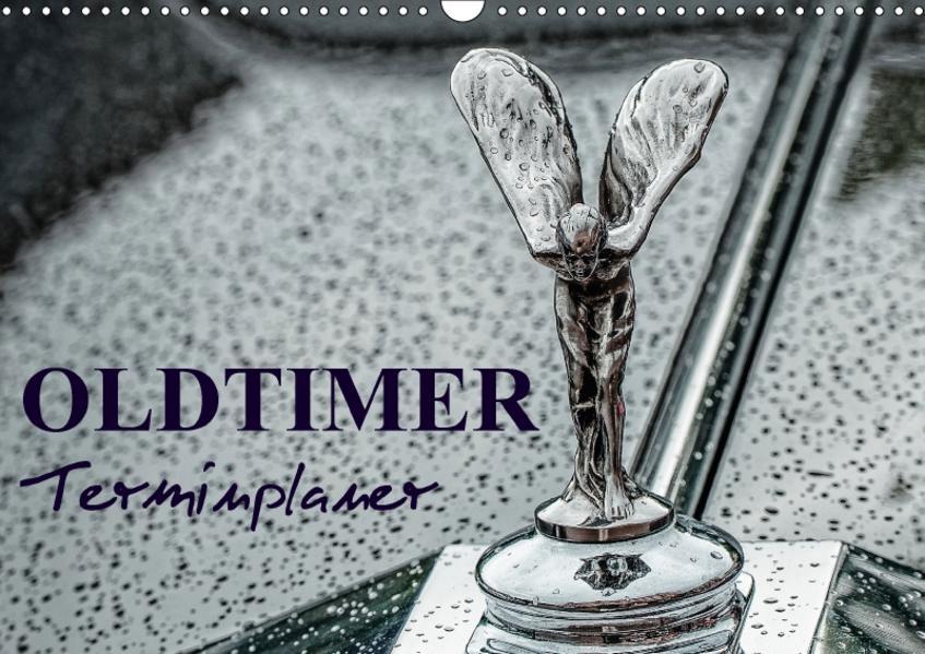 Oldtimer Terminplaner (Wandkalender 2017 DIN A3 quer) - Coverbild