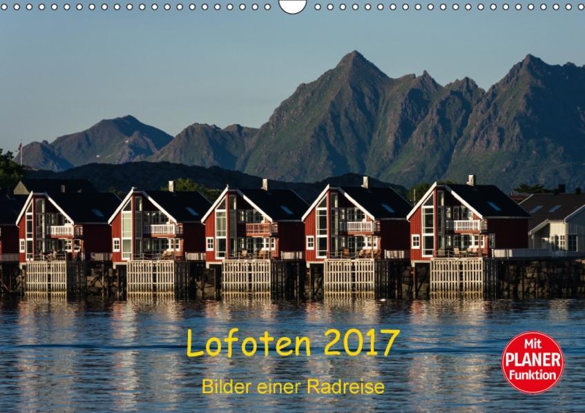 Lofoten 2017 - Bilder einer Radreise (Wandkalender 2017 DIN A3 quer) - Coverbild