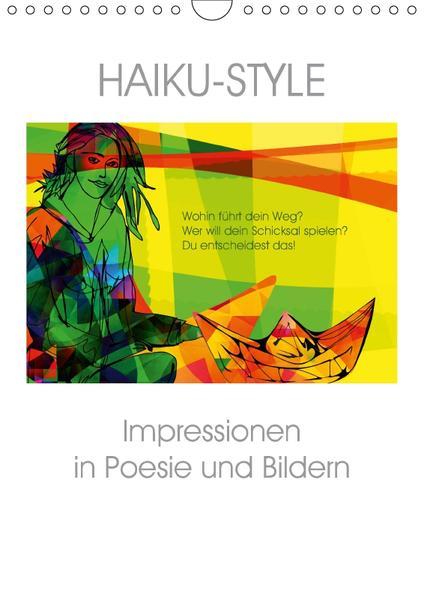 Haiku-Style (Wandkalender 2017 DIN A4 hoch) - Coverbild
