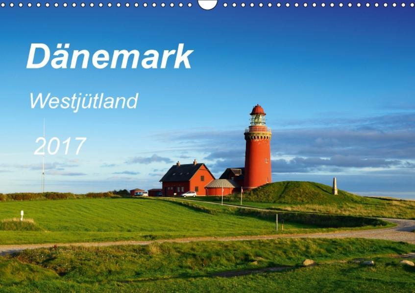 Dänemark Westjütland (Wandkalender 2017 DIN A3 quer) - Coverbild