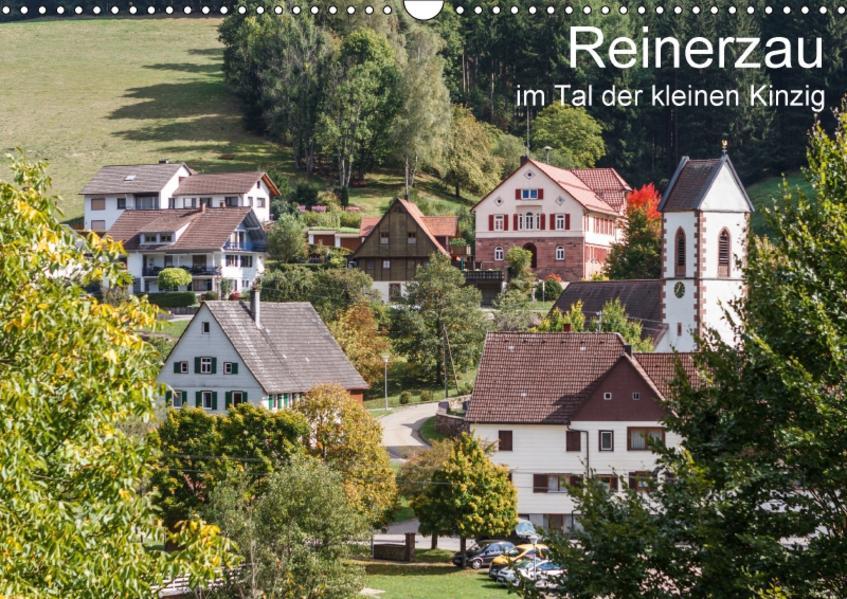 Reinerzau im Tal der kleinen Kinzig (Wandkalender 2017 DIN A3 quer) - Coverbild