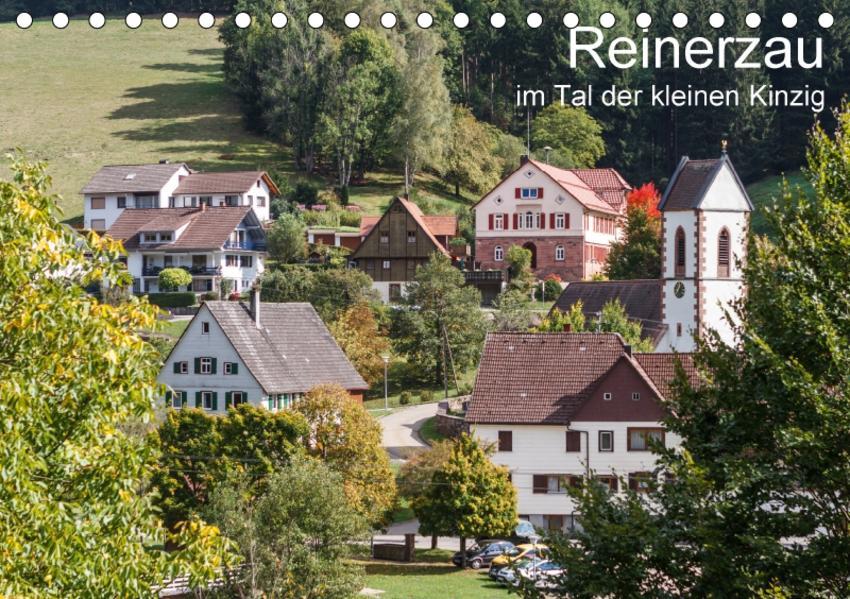 Reinerzau im Tal der kleinen Kinzig (Tischkalender 2017 DIN A5 quer) - Coverbild