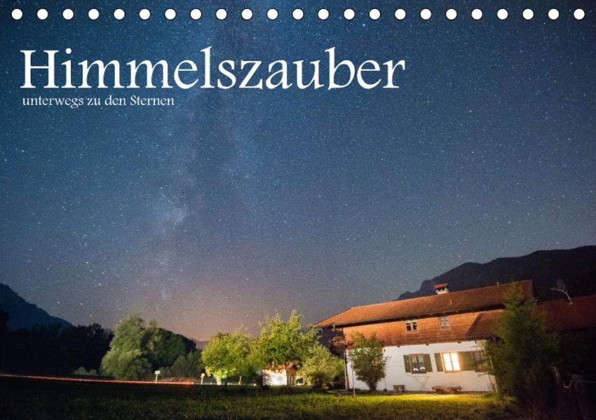 Himmelszauber (Tischkalender 2017 DIN A5 quer) - Coverbild