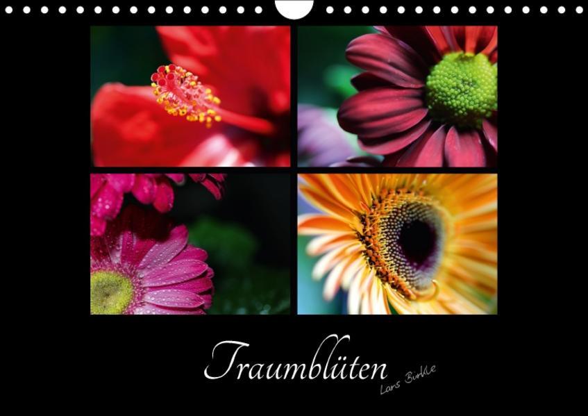 Traumblüten (Wandkalender 2017 DIN A4 quer) - Coverbild