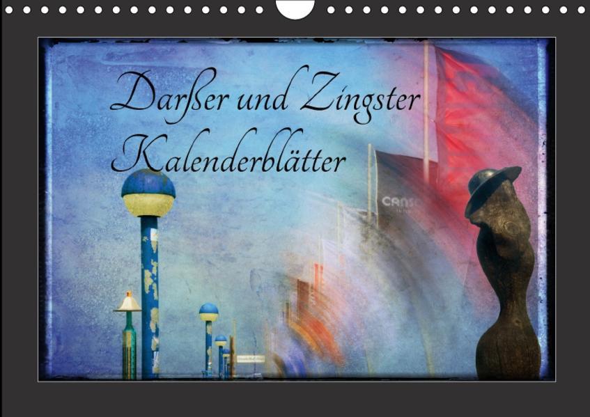 Darßer und Zingster Kalenderblätter (Wandkalender 2017 DIN A4 quer) - Coverbild