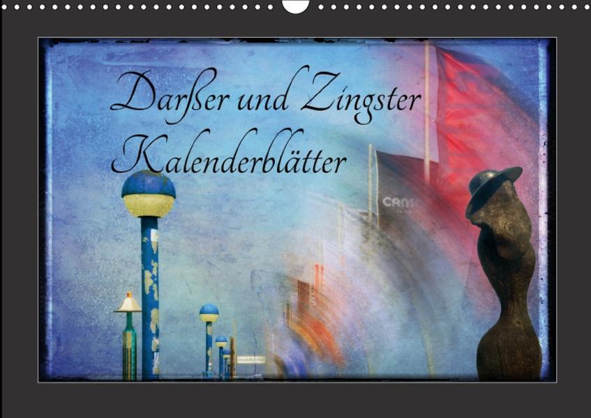 Darßer und Zingster Kalenderblätter (Wandkalender 2017 DIN A3 quer) - Coverbild