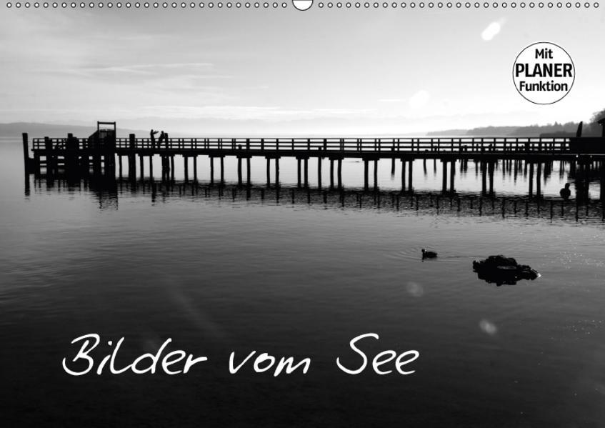 Bilder vom See (Wandkalender 2017 DIN A2 quer) - Coverbild