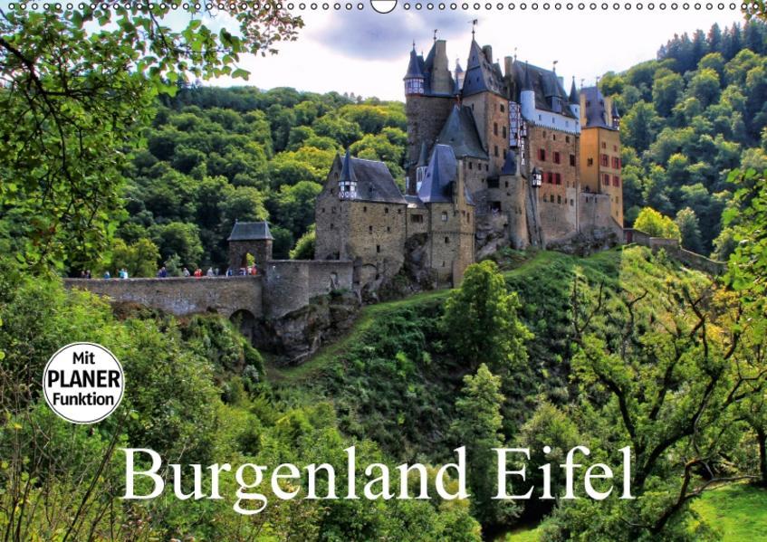 Burgenland Eifel (Wandkalender 2017 DIN A2 quer) - Coverbild