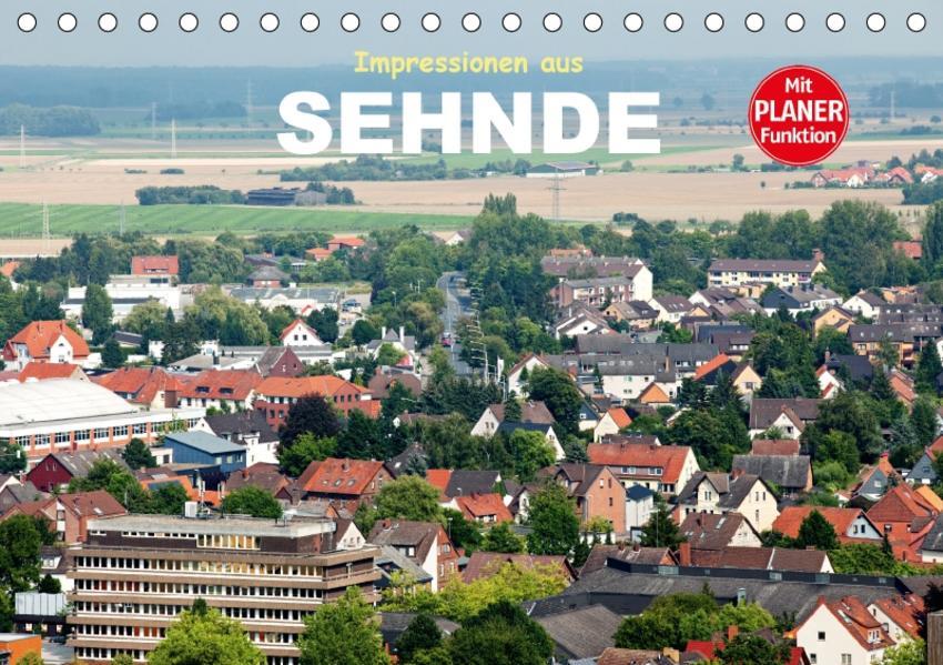 Impressionen aus Sehnde (Tischkalender 2017 DIN A5 quer) - Coverbild