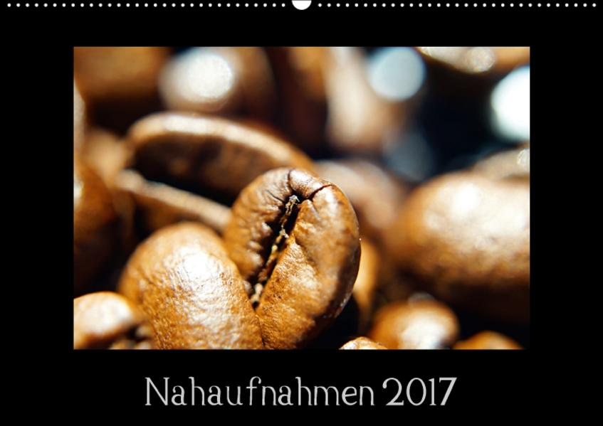 Nahaufnahmen 2017 (Wandkalender 2017 DIN A2 quer) - Coverbild