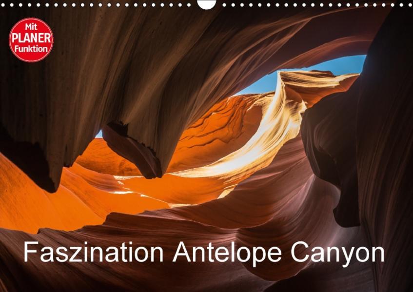 Faszination Antelope Canyon (Wandkalender 2017 DIN A3 quer) - Coverbild