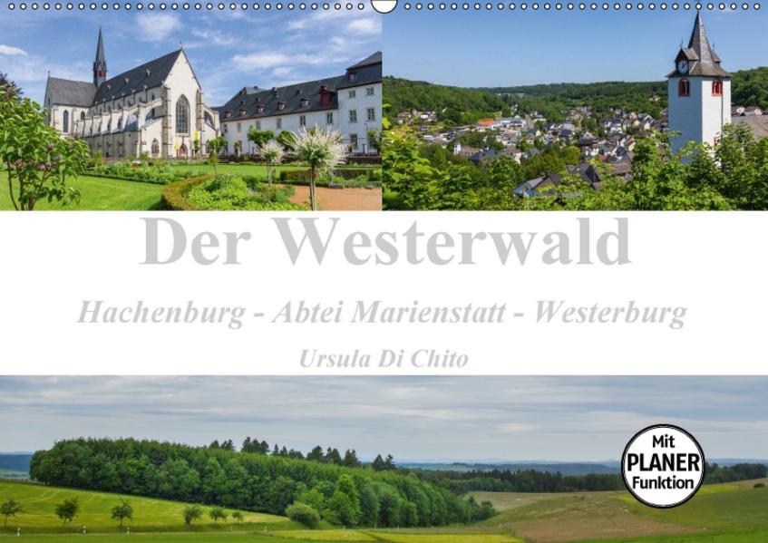 Der Westerwald (Wandkalender 2017 DIN A2 quer) - Coverbild