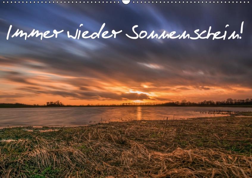 Immer wieder Sonnenschein (Wandkalender 2017 DIN A2 quer) - Coverbild