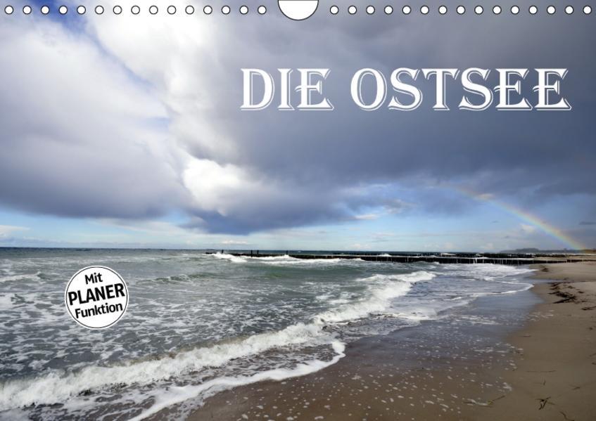 Die Ostsee (Wandkalender 2017 DIN A4 quer) - Coverbild