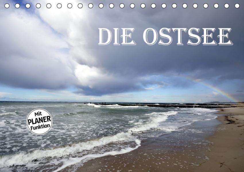 Die Ostsee (Tischkalender 2017 DIN A5 quer) - Coverbild