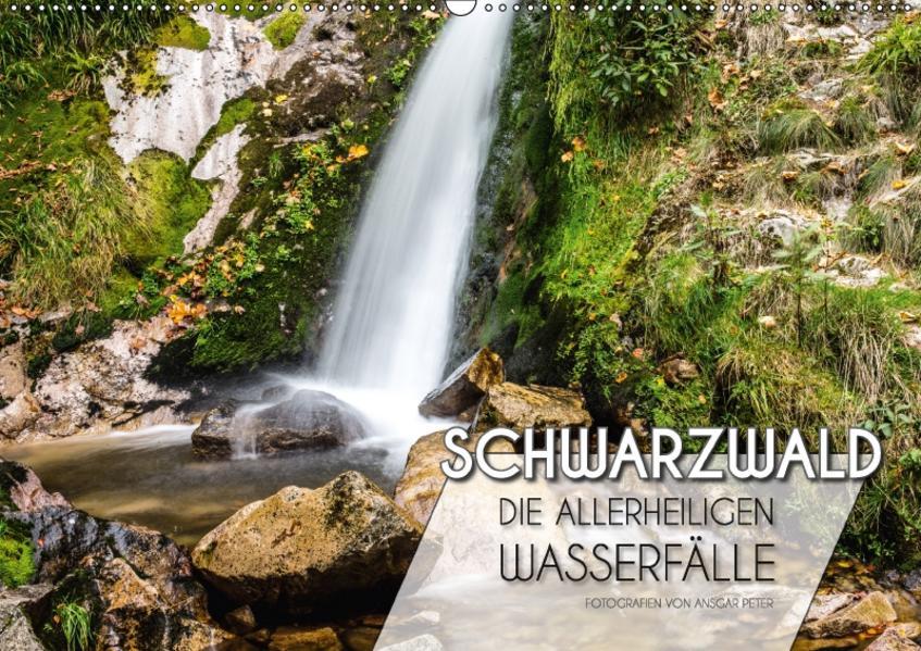 Schwarzwald - Allerheiligen Wasserfälle (Wandkalender 2017 DIN A2 quer) - Coverbild