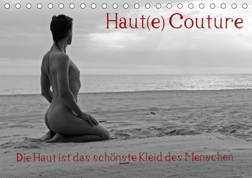 Haut(e) Couture (Tischkalender 2017 DIN A5 quer) - Coverbild