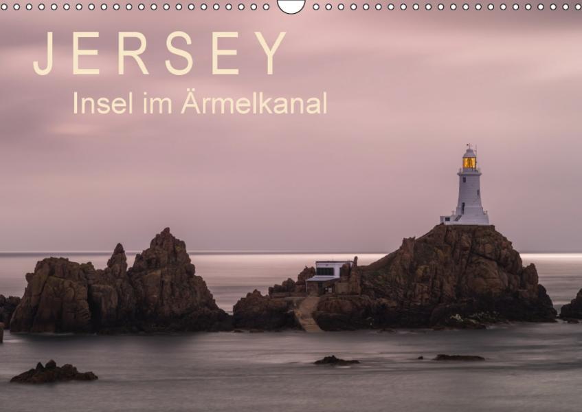 Jersey - Insel im Ärmelkanal (Wandkalender 2017 DIN A3 quer) - Coverbild