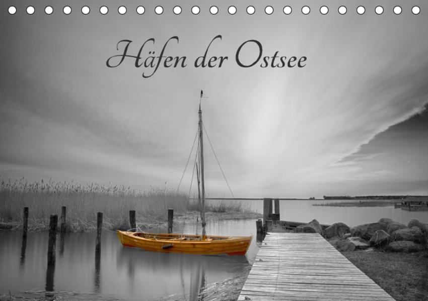 Häfen der Ostsee (Tischkalender 2017 DIN A5 quer) - Coverbild
