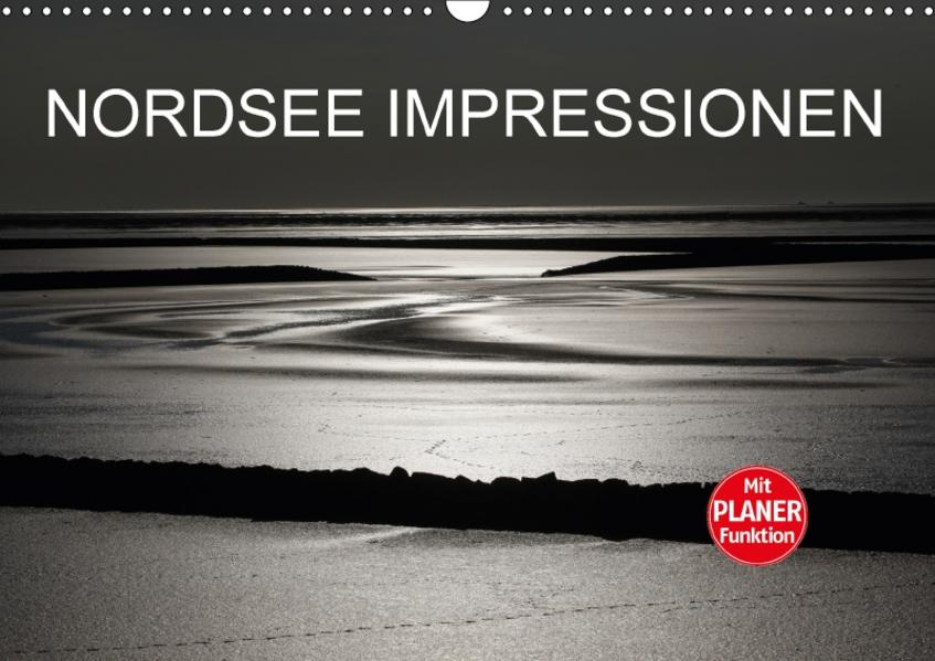 NORDSEE IMPRESSIONEN (Wandkalender 2017 DIN A3 quer) - Coverbild