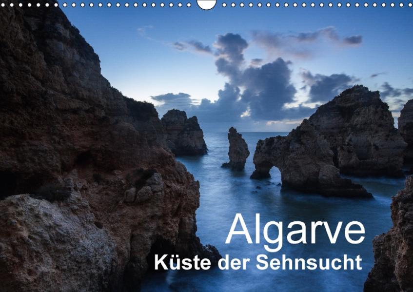 Algarve - Küste der Sehnsucht (Wandkalender 2017 DIN A3 quer) - Coverbild