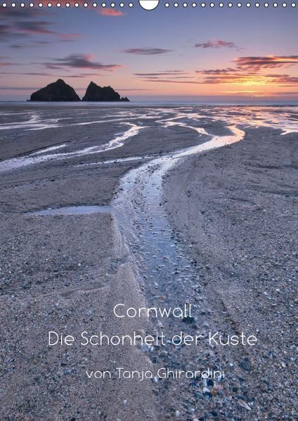 Cornwall - Die Schönheit der Küste (Wandkalender 2017 DIN A3 hoch) - Coverbild