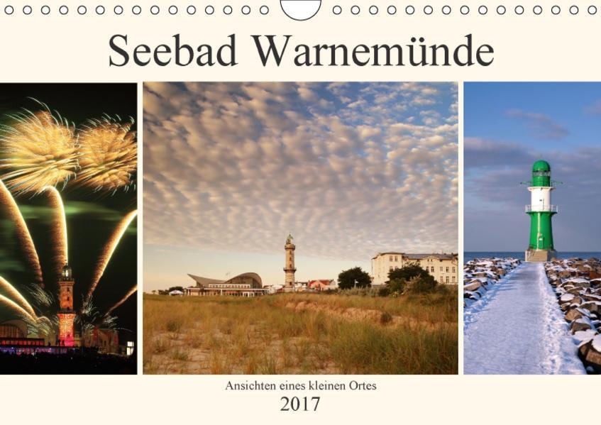 Seebad Warnemünde (Wandkalender 2017 DIN A4 quer) - Coverbild