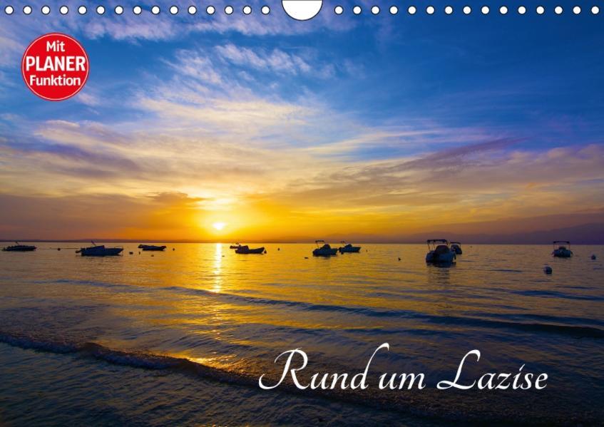 Lazise und Umgebung (Wandkalender 2017 DIN A4 quer) - Coverbild