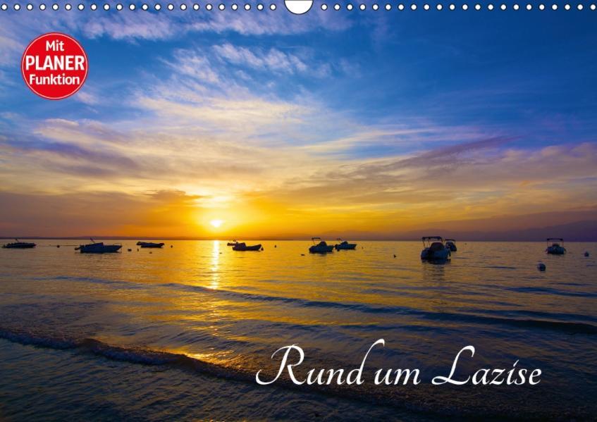 Lazise und Umgebung (Wandkalender 2017 DIN A3 quer) - Coverbild