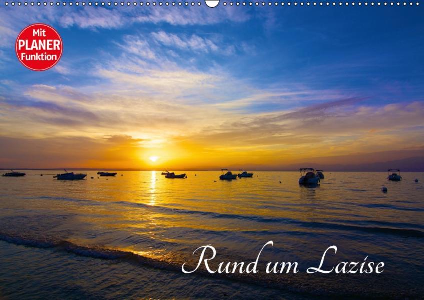 Lazise und Umgebung (Wandkalender 2017 DIN A2 quer) - Coverbild