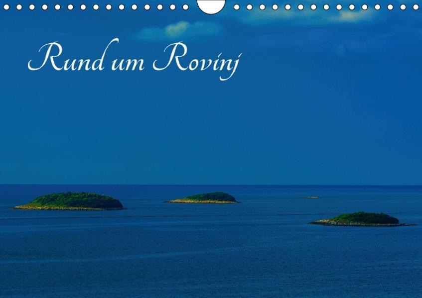 Rund um Rovinj (Wandkalender 2017 DIN A4 quer) - Coverbild