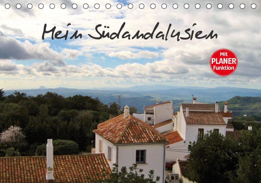 Mein Südandalusien (Tischkalender 2017 DIN A5 quer) - Coverbild