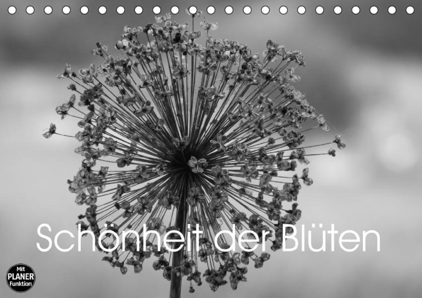 Schönheit der Blüten (Tischkalender 2017 DIN A5 quer) - Coverbild