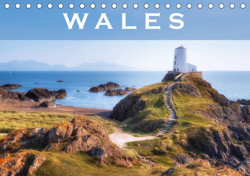 Wales (Tischkalender 2017 DIN A5 quer) - Coverbild