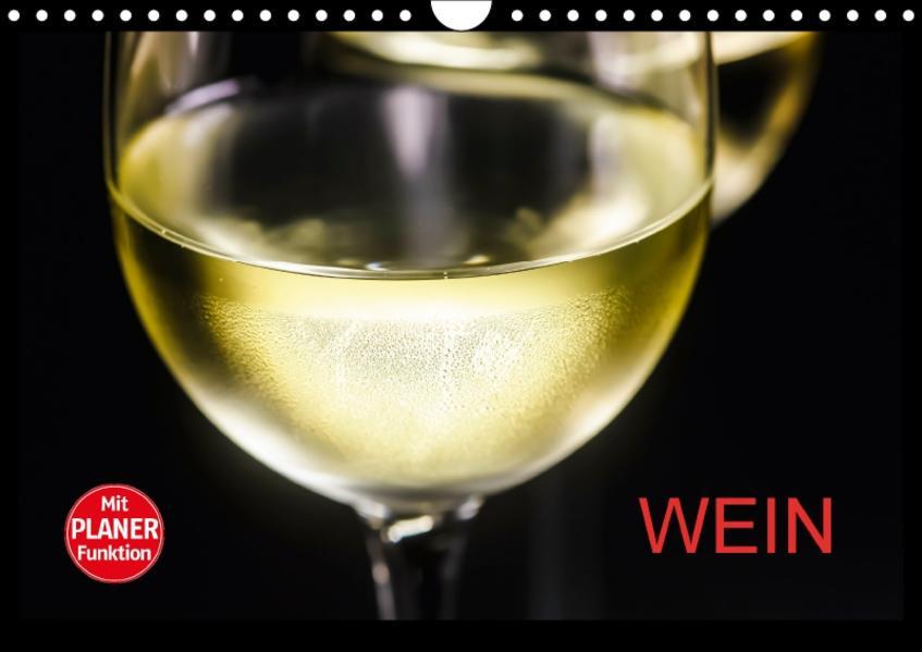 Wein (Wandkalender 2017 DIN A4 quer) - Coverbild