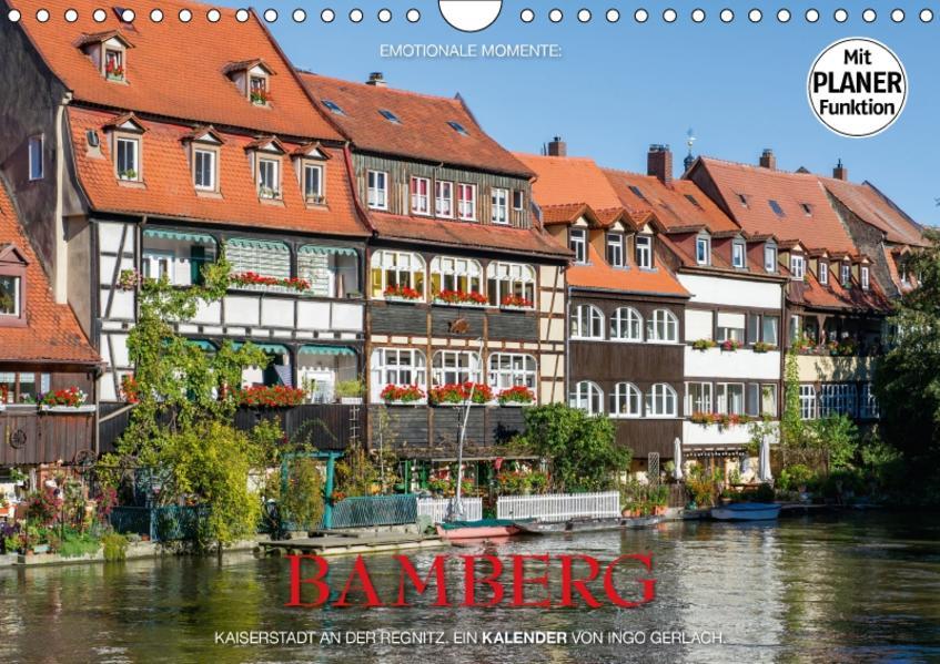 Emotionale Momente: Bamberg (Wandkalender 2017 DIN A4 quer) - Coverbild
