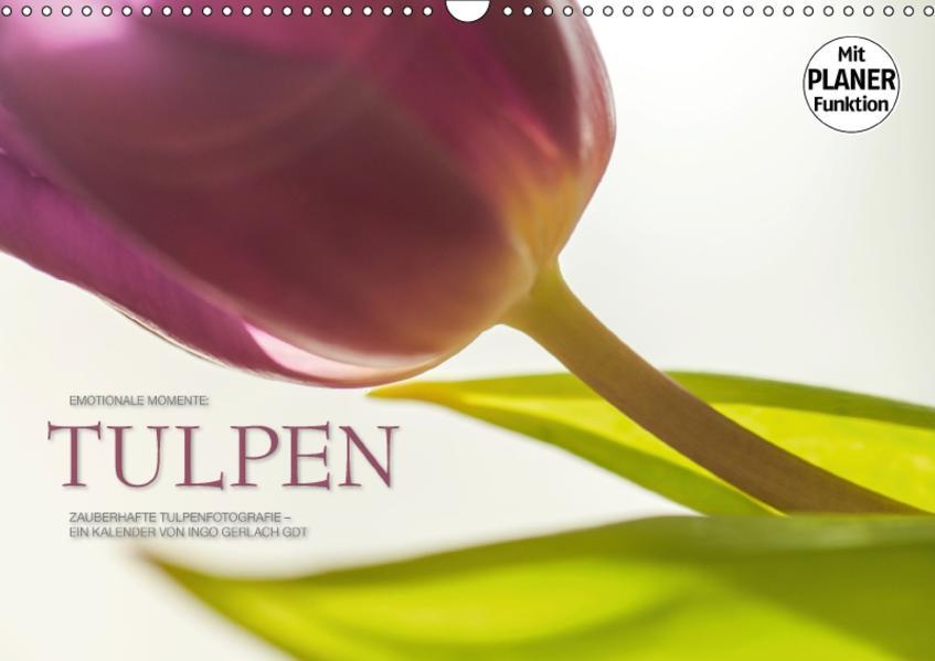 Emotionale Momente: Tulpen (Wandkalender 2017 DIN A3 quer) - Coverbild