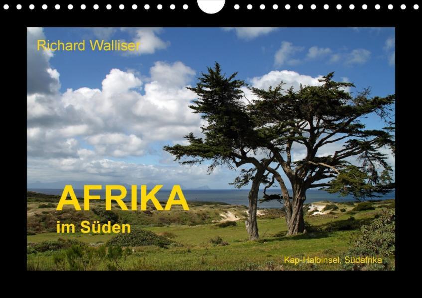 AFRIKA im Süden (Wandkalender 2017 DIN A4 quer) - Coverbild