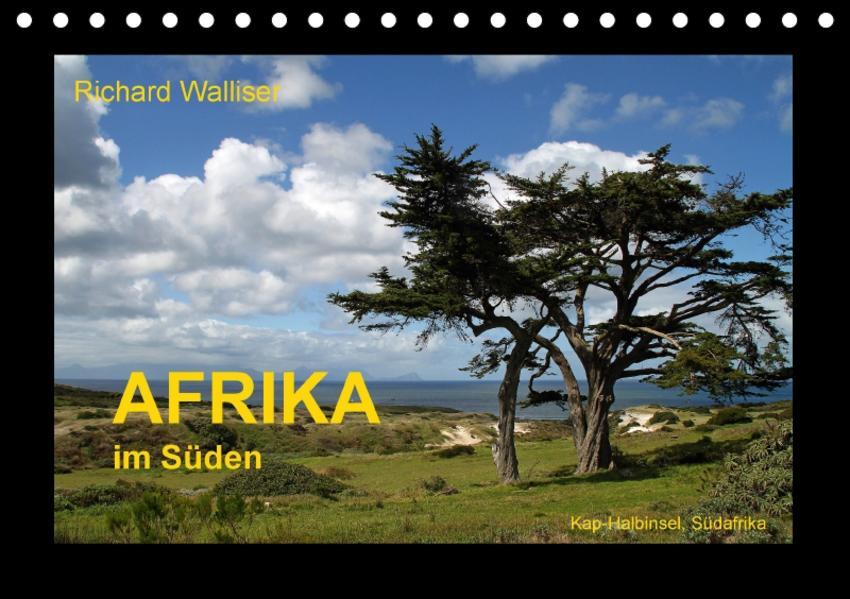 AFRIKA im Süden (Tischkalender 2017 DIN A5 quer) - Coverbild