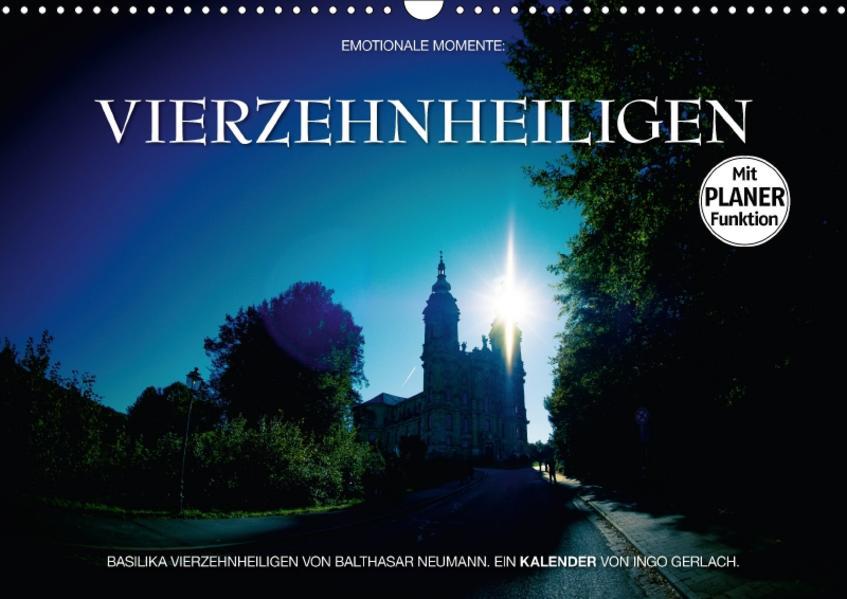 Vierzehnheiligen (Wandkalender 2017 DIN A3 quer) - Coverbild